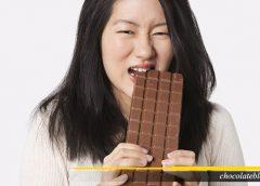 Batuk Bisa Di Sembuhkan Oleh Cokelat