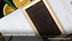 Cokelat Rasa iPhone Eleven