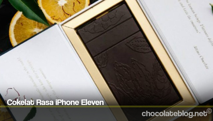 Cokelat Rasa iPhone Eleven
