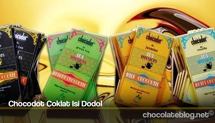 Chocodot Coklat Isi Dodol