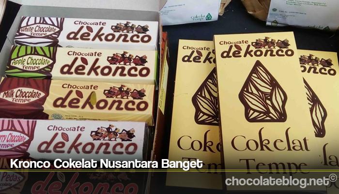 Kronco Cokelat Nusantara Banget