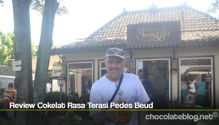 Review Cokelat Rasa Terasi Pedes Beud