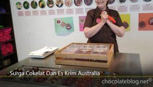 Surga Cokelat Dan Es Krim Australia