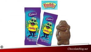 Penjualan Coklat FREDDOS