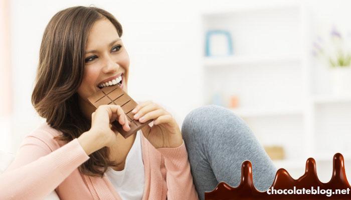 Cara Makan Cokelat yang Sehat Tidak Kegemukan