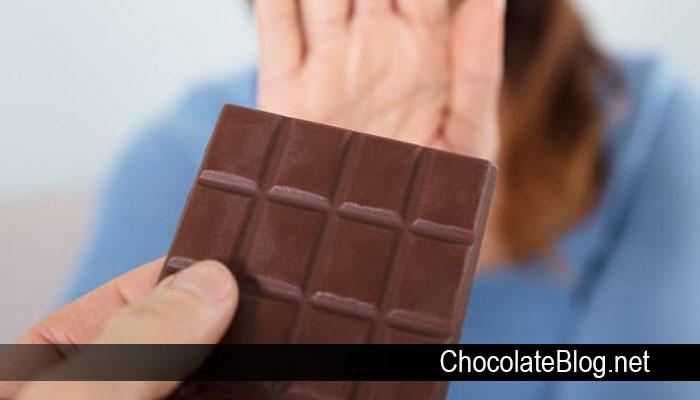 Alergi cokelat