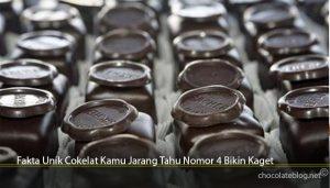 Fakta Unik Cokelat Kamu Jarang Tahu Nomor 4 Bikin Kaget